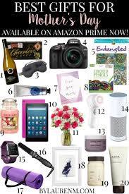 amazon prime now mother s day gift guide bylaurenm