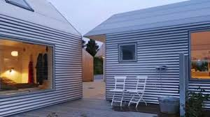 summer house lighting. Affordable Simple Design Of The Country Summer House That Has Grey Nuance Can Be Decor With Warm Lighting And Also Glasses Windows Inside Make It Seems N