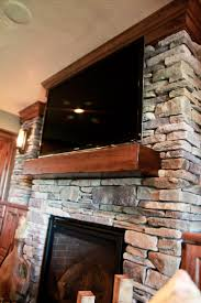 marvellous mantel ideas for stone fireplace pictures ideas