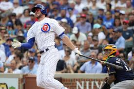 2016 Cubs Victories Revisited August 18 Cubs 9 Brewers 6