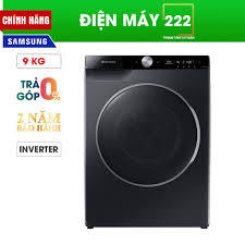 Freeship HN] Máy giặt Samsung WW90TP44DSB/SV 9kg AI Inverter cửa trước