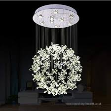 sed ceiling chandelier illumination crystal chandeliers restaurant lights round living room bedroom lights simple modern stairs