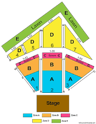 Raleigh Amphitheater Seating Chart Red Hat Amphitheater Has Your Raleigh Outdoor Concerts Tba