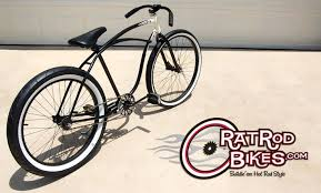rat rod cruiser bicycles google search city bike pinterest
