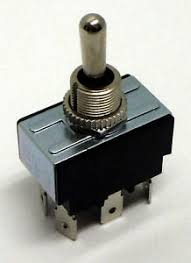 reversing toggle switch 30 amp toggle switch polarity reverse dc motor control
