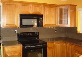 Maple Colored Kitchen Cabinets Tag For Kitchen Paint Ideas Maple Cabinets Nanilumi