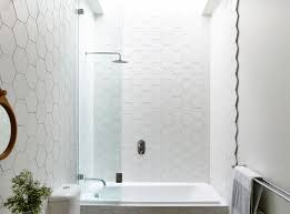 Bath Shower Combo ideas by Splash Glass & Mirrors Pty Ltd
