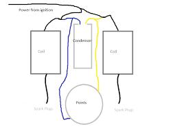 help wiring universal 12v coils to 1970 cb350 help wiring universal 12v coils to 1970 cb350 coils jpg