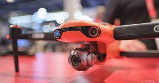 <b>Autel's</b> folding 8K drone could rival DJI and Skydio - The Verge