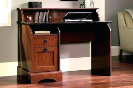 cinnamon cherry computer desk cinnamon cherry computer desk beginnings corner desk in cinnamon cherry finish sauder