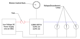 imtra marine lighting intervolt switchmode dimmers intervolt rotary dc dimmers 0 10 amps wiring diagram by imtra marine lighting