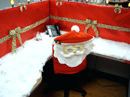 christmas themes for the office. Office Christmas Decorating Themes Cubicle For The