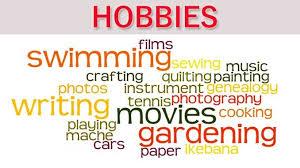 What Is Your Hobbies What Is Your Hobbies Under Fontanacountryinn Com