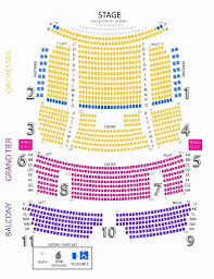 The Cabot Theater Seating Chart Wilbur Theatre Seating Chart Inspirational Boston Opera