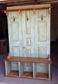 bench coat rack old door yahoo search results yahoo image search results entryway bench coat rack