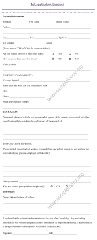 template application template for job example of job application template application template for job example of job application template bzpjxv job application template png