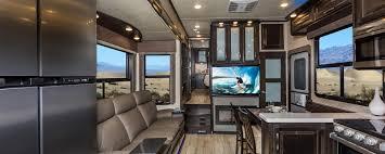 Grand Design Momentum 5th Wheel Toy Hauler Momentum Best Living Room Design Living Room Styles Diy