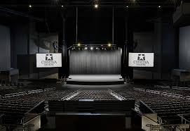 Rigorous Comerica Theater Seating Map 2019