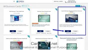Lowes Commercial Credit Card Application Lowes Business Rewards How To Login How To Apply Guide