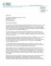 letter expressing concern a letter of concern over military campaign against islamic state is