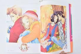 4 sur 12 artbook art book livre tenshi nanka ja nai ai yazawa ilration 1994 rare neuf