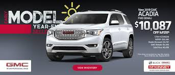 McKinney Buick GMC | New & Used Cars | in McKinney, near Dallas, TX
