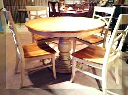 42 inch round pedestal table inch round dining table with erfly leaf images gallery 42 round