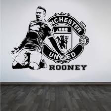 Manchester United Bedroom Wallpaper Online Get Cheap Rooney Manchester United Aliexpresscom