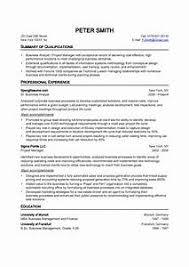 Standard Resume Examples - Gcenmedia.com - Gcenmedia.com