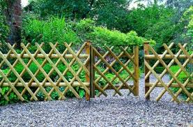 Small Picture unique garden fence ideas Garden Fencing For a Better Exterior