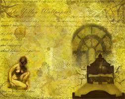 Touching Hearts The Yellow Wallpaper By Charlotte Perkins Gilman