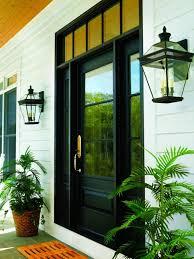 front doors wood steel and fiberglass