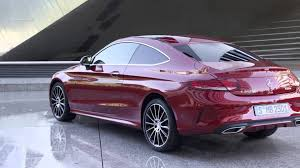 mercedes 2015 c class coupe. Wonderful Mercedes The New MercedesBenz CClass Coup 2015 Design  AutoMotoTV Deutsch   YouTube And Mercedes C Class Coupe E