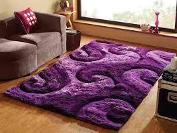 beautiful shag purple area rug for girls room purple rug r70 purple