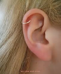 ear piercings and cuffs explained read