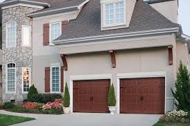 steel carriage house garage doors