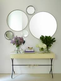 Mirror grouping on wall Vintage When Mounting Your Chosen Wall Mirror Or Mirrors On The Wall Start By Hanging The Largest Mirror First Then Add Your Other Mirrors To The Grouping While Theasetheticsurgeonorg How To Choose And Use Wall Mirrors Ohmeohmy Blog