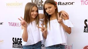 """Piper Rockelle and Sophie Ferguson """"Sage Alexander: The Dark Realm"""" Launch  Red Carpet - YouTube"""