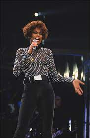 80s and 90s Fashion: Whitney Houston's ...