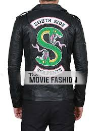 riverdale southside serpents leather jacket