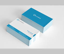 Double Sided Business Card Template 12 Best Cheap Double Sided