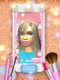 makeup games for s beauty salon fashion model makeover screenshot 9