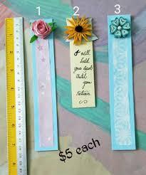 Design Handmade Bookmarks Handmade Bookmark Design Craft Handmade Craft On Carousell