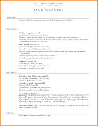 Daycare Teacher Resume 20 Daycare Teacher Resume Examples