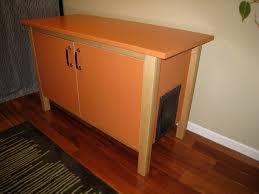 Wooden Litter Box Cabinets Big Roomy Cat Litter Ikea Hackers Ikea Hackers