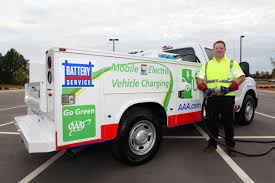 18 july 2016 aaa mobile electric vehicle charging trucks will begin a phased deployment in