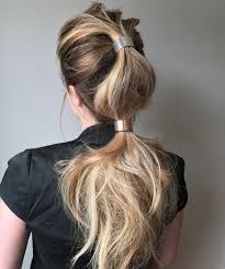 10 Trendy Pferdeschwanz Frisuren Für Langes Haar 2018 Kurze Haare