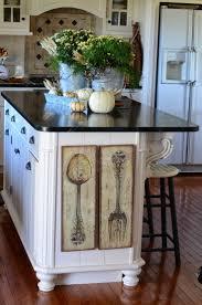 Kitchen Island Decorating 17 Best Ideas About Kitchen Island Decor On Pinterest And Ideas