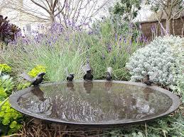 bird bath bowl wagtail wren birdbath bowl painting concrete bird bath bowl