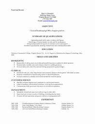 Office Clerk Job Description For Resume Best Of Fice Clerk Resume